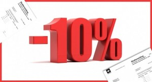 10 proc
