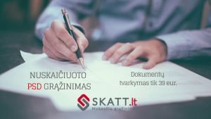 PSD Lietuvoje
